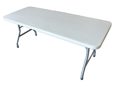 table plastic rectangular westin recycled gs tables barco picnic products portable